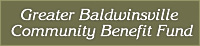 Greater Baldwinsville Community Benefit Fund